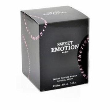 SWEET EMOTION Women Eau de Perfume 3.4oz Spray