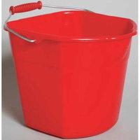 HARPER H26842 Plastic Bucket, 17qt.