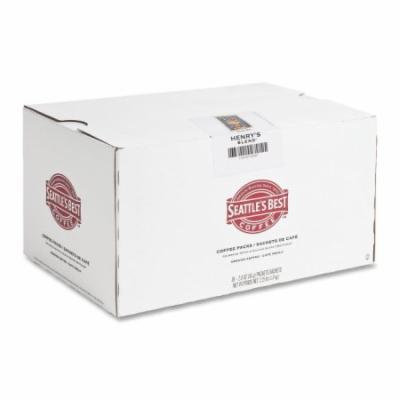 Seattle's Best Coffee Henry's Blend Coffee - Regular - 2 oz - 18 / Box