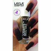 Layla Velvet Effect Nail Art, #4 Brown Peluche