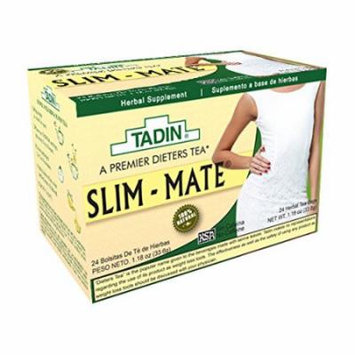 Tadin Tea Slim Mate 24 Bags - Premier Dieters Herbal Tea