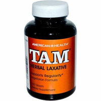 American Health Tam Herbal Laxative Tablets, 250 CT