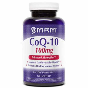 CoQ-10 100 mg MRM (Metabolic Response Modifiers) 120 VCaps