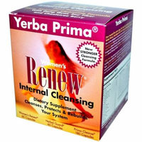 Yerba Prima Women's Renew Internal Cleansing, Capsules, 1 CT