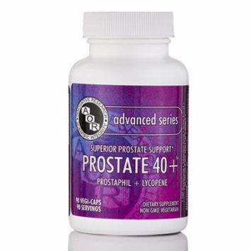 Prostate 40+ - 90 Servings (90 Vegi-Caps) by Advanced Orthomolecular Research