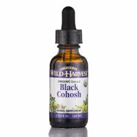 Black Cohosh, Organic Extract - 1 fl. oz (30 ml) by Oregon's Wild Harvest