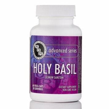 Holy Basil - 30 Servings (60 Vegi-Caps) by Advanced Orthomolecular Research