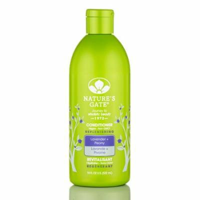 Lavender + Peony Replenishing Conditioner - 18 fl. oz (532 ml) by Nature's Gate