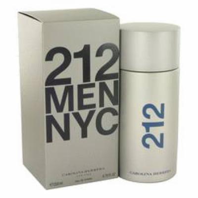 Carolina Herrera 6.8 oz Eau De Toilette Spray Cologne for Men