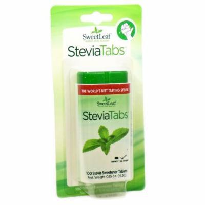 SteviaTabs by SweetLeaf - 100 Tablets