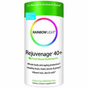 Rainbow Light Rejuvenage Multivitamin Tablets, 60 CT