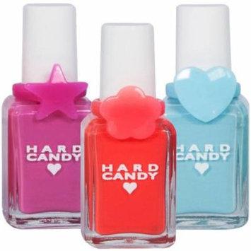 Hard Candy 20th Anniversary Nail Polish Gift Set, 3 count, 1.68 fl oz