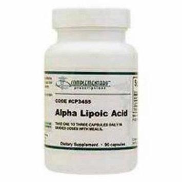 Complementary Prescriptions Alpha Lipoic Acid 500 mg 90 vcaps