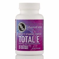 Total E - 60 Softgels by Advanced Orthomolecular Research
