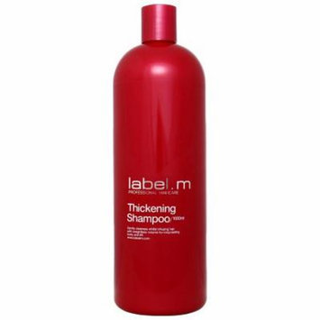 LABEL.M THICKENING SHAMPOO, 1000 ml.