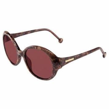 JONATHAN ADLER Sunglasses MALIBU UF Brown 57MM
