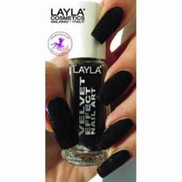 Layla Velvet Effect Nail Art, #12 Sense