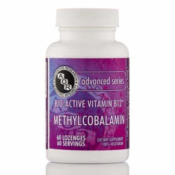Methylcobalamin 5 mg - 60 Lozenges by Advanced Orthomolecular Research