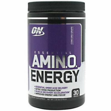Optimum Nutrition Amino Energy, 30 CT