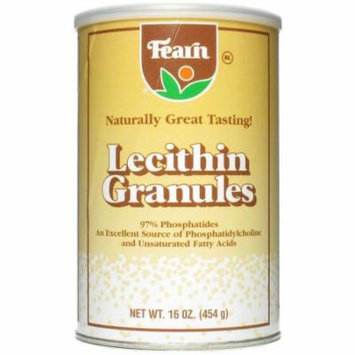 Fearn Natural Foods Lecithin Granules, 16 OZ