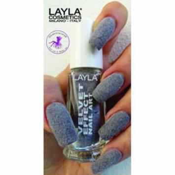 Layla Velvet Effect Nail Art, #3 Soft Sand