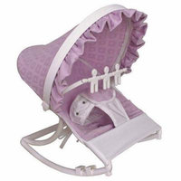 Hoohobbers Baby Orchid Rocking Infant Rocker Seat