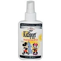 Parissa All Terrain KidSport Micky and Minnie Mouse Sunscreen Spray - SPF 30 - 3 fl oz