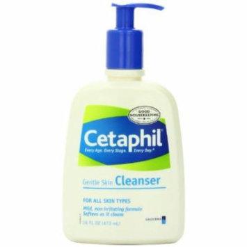 2 Pack Cetaphil Gentle Skin Cleanser FOR ALL SKIN TYPES 16oz
