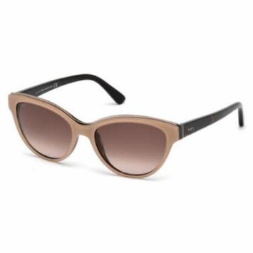 TOD'S Sunglasses TO0129 74T Pink 54MM