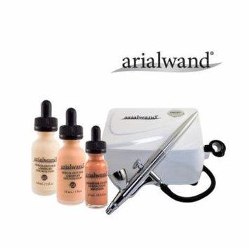 Airbrush Kit W/ Serum Infused Foundation