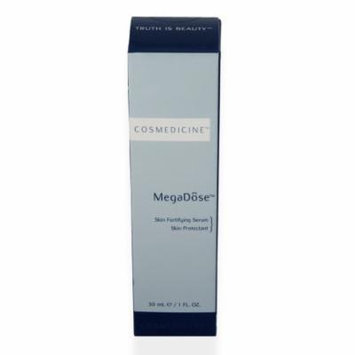 COSMEDICINE MegaDose Skin Fortifying Serum Skin Protectant 30ml / 1 oz NEW