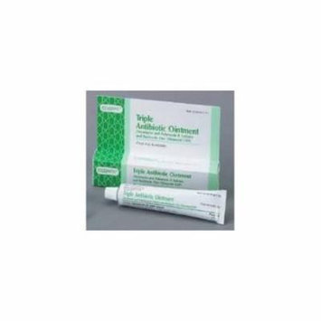 5 Pack - Fougera Triple Antibiotic Ointment Neosporin Type 1oz Tube Each