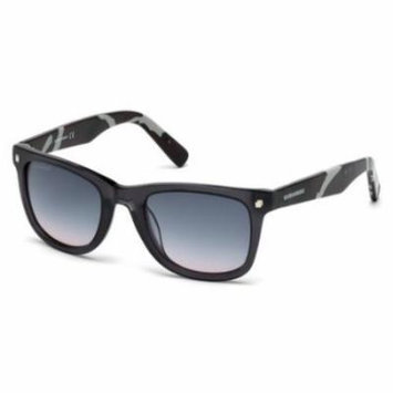 DSQUARED2 Sunglasses DQ0171 20B Grey 52MM