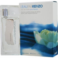 Kenzo Leau Par Women's 1.7-ounce Eau de Toilette Spray (Metal Leaf Limited Edition)