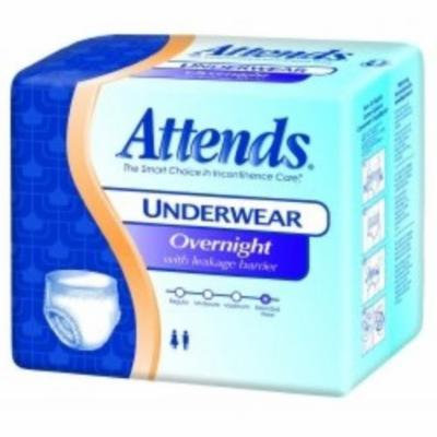 ATTENDS Absorbent Underwear Attends Pull On Medium Disposable Heavy Absorbency (#APPNT20-BG, Sold Per Bag)