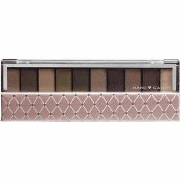Hard Candy Top 10 Satin Eyeshadow Palette, 0.4 oz