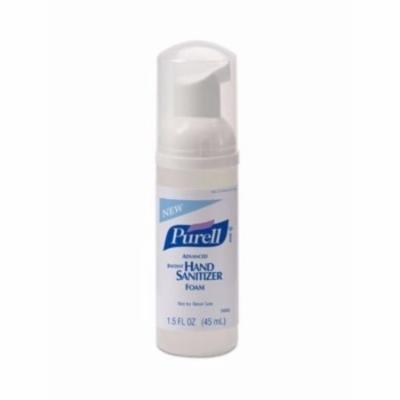 GOJO Hand Sanitizer Foam 45 mL 70% Ethyl Alcohol Pump Bottle (#5692-24, Sold Per Case)