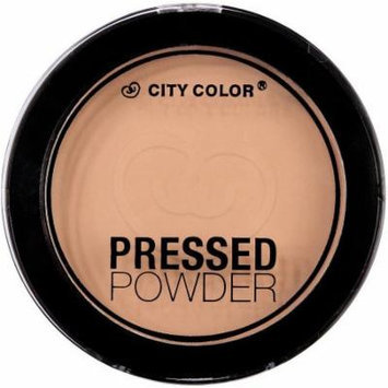 City Color Pressed Powder, Natural Beige