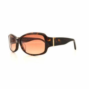 NINE WEST Sunglasses NW501S 206 Tortoise 55MM