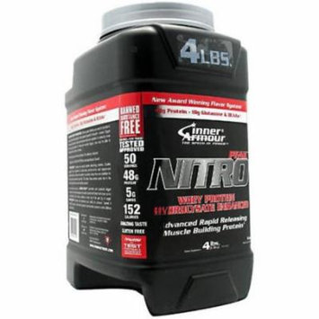 Inner Armour Nitro-Peak, Vanilla, 4 LB