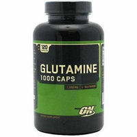 Optimum Nutrition Glutamine 1000, 120 CT