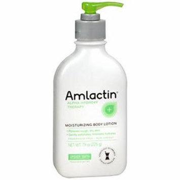5 Pack - Amlactin Moisturizing Body Lotion 7.9oz Each