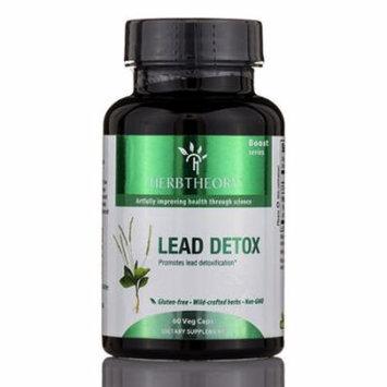 Lead Detox - 60 Vegetarian Capsules by Herbtheory