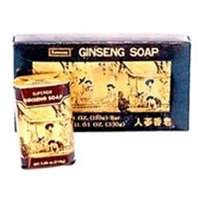 Superior Trading Co. Korean Ginseng Soap 3 Pack