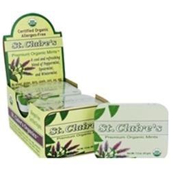 St Claires St. Claire's Organics - Premium Organic Mints - 1.5 oz.