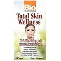 Bio-nutrition Total Skin Wellness, 60 Tablets, Bio Nutrition Inc.