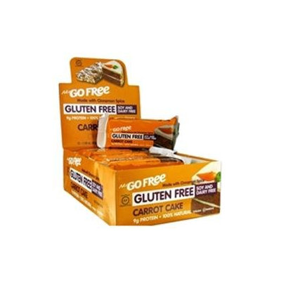 Nugo Nutrition Bar 33983 Carrot Cake Bar