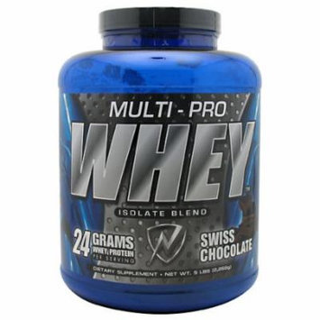 MULTI PRO WHEY CHOCOLATE 5LB