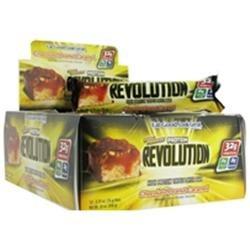 Worldwide Sport Nutrition - Pure Protein Revolution Bar Chocolate Peanut Caramel - 2.75 oz.