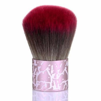 Pink Powder Makeup Cosmetic Brush Foundation Basic Tool Face Beauty Travel